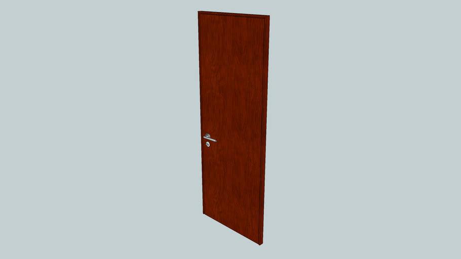 Room Door / Puerta de habitación