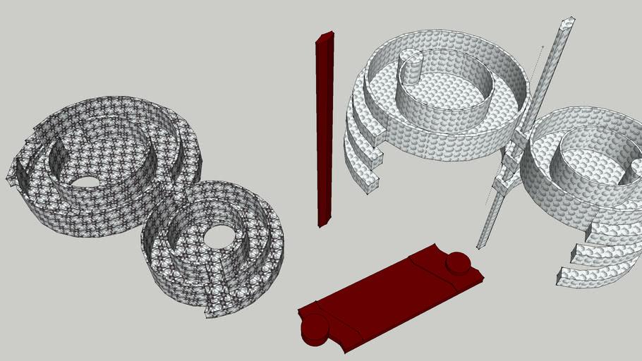 Bridge components