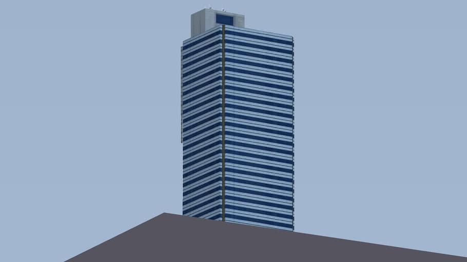 Torre Intercontinental Plaza