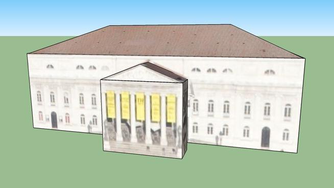 Teatro Nacional D. Maria