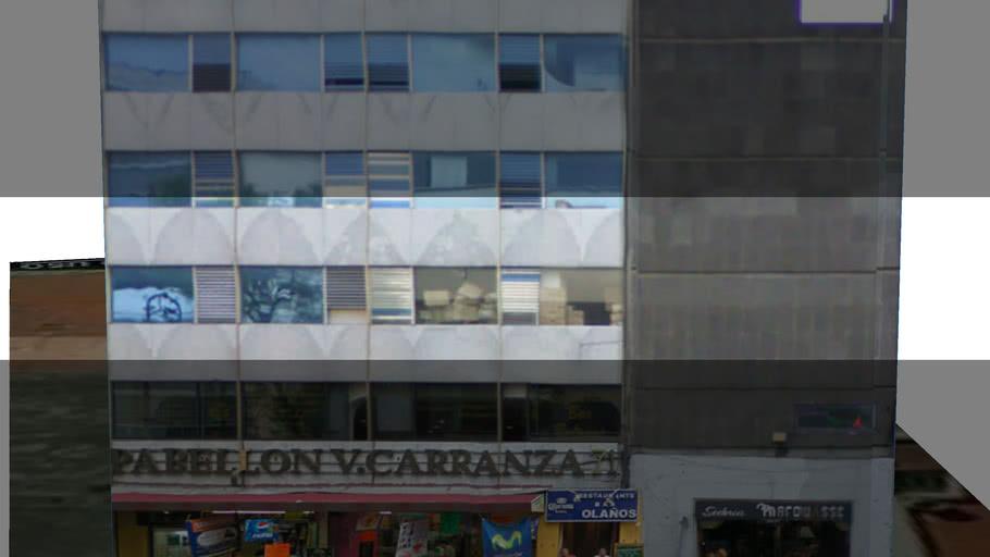 Pabellon V Carranza