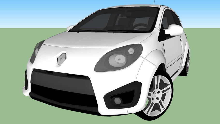 Rrenault - Twingo II RS 2009