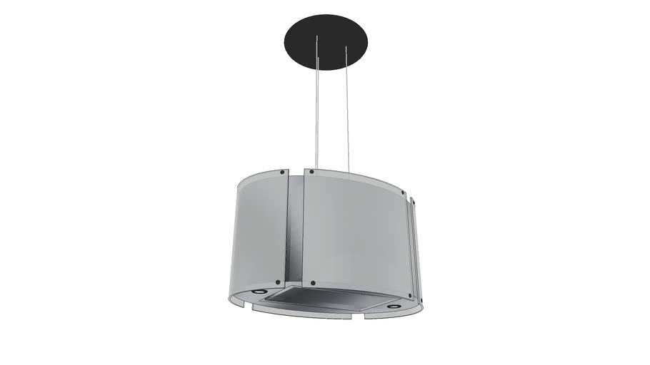 Coifa Arcobaleno 70cm - Elettromec