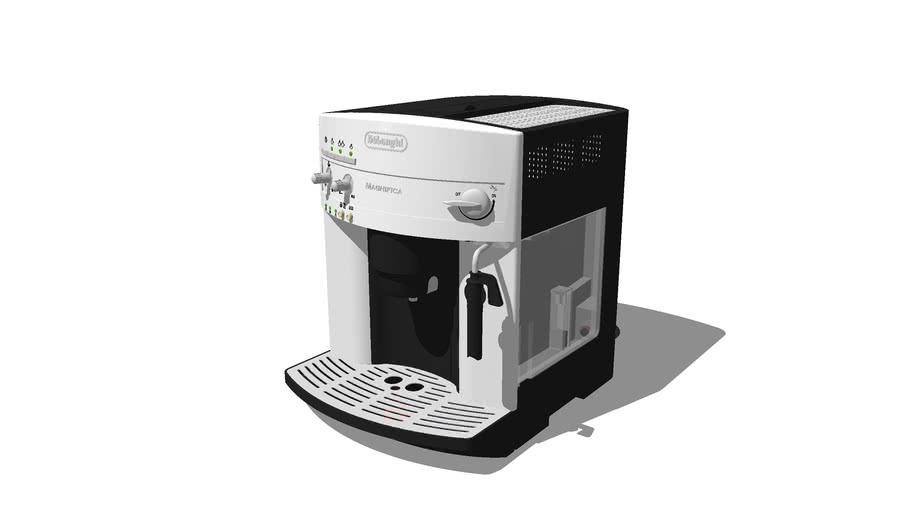 DeLonghi Bean to cup espresso and cappuccino machine - Kaffeemaschine