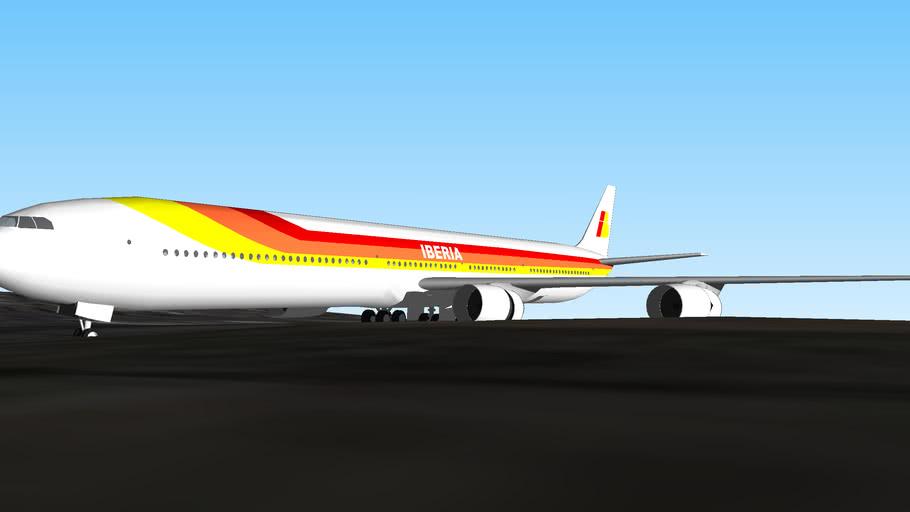 Iberia Vuelo 6463: Accidente en Quito.