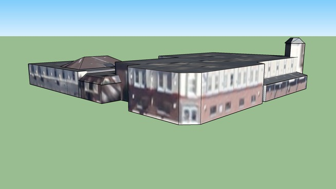 multi shop building