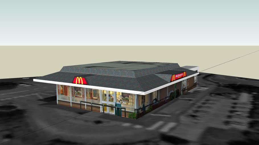 McDonalds, Cribbs Causeway, Bristol