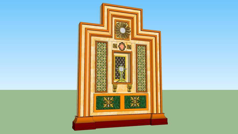 retablo de sakramento