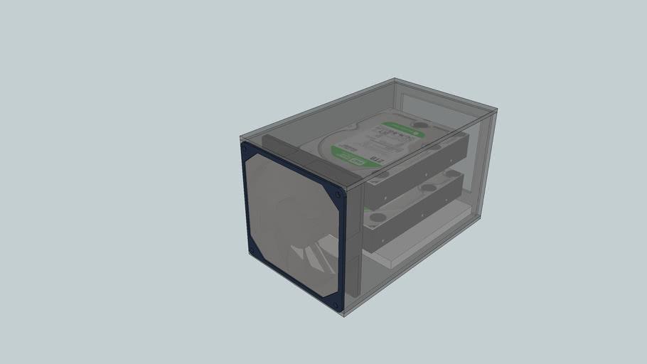 DNS-320 new case