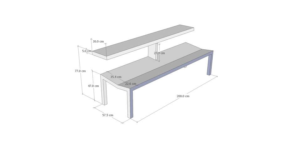 40-50 bench