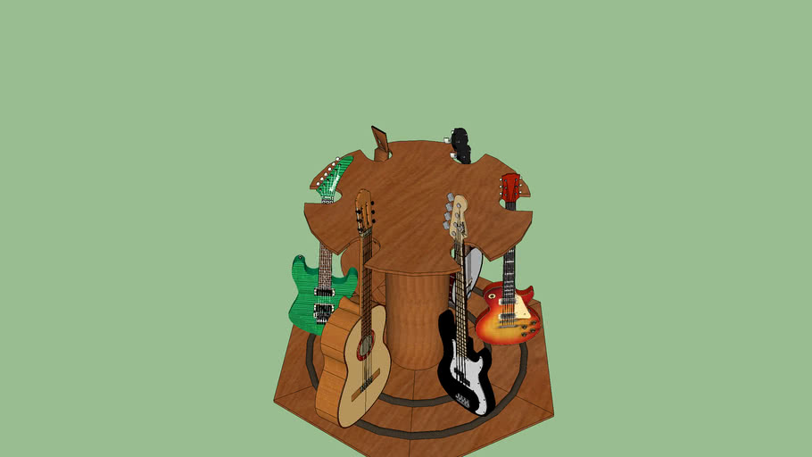 Guitar Stand Concept 1
