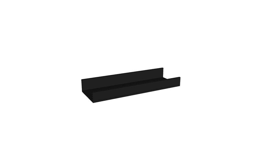 Mondeo Wall Shelf 30cm_Black