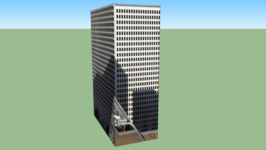 Edificio en Houston, Texas, EEUU