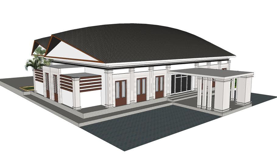 Kantor Klasis Kab. Manokwari Selatan by Adi Kuling