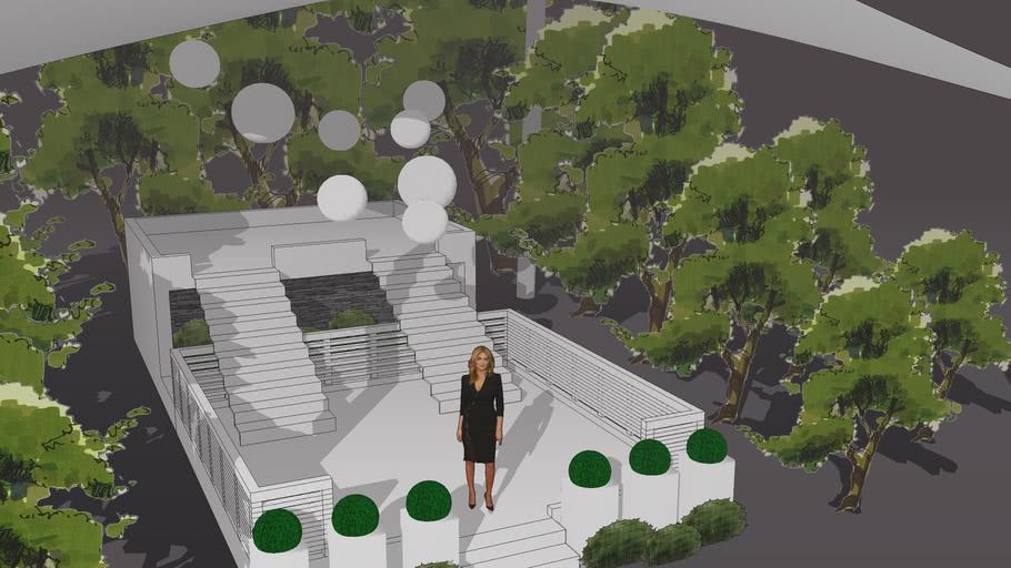 Landscape Design Template 810 Warehouse