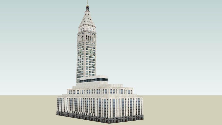 Metropolitan Life Insurance Tower 3d Warehouse