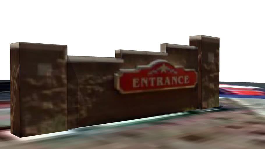 Texas Station Entrance 3