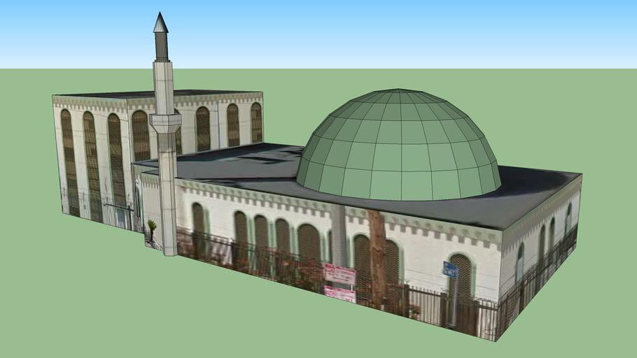Masjid Omar bin Khatab