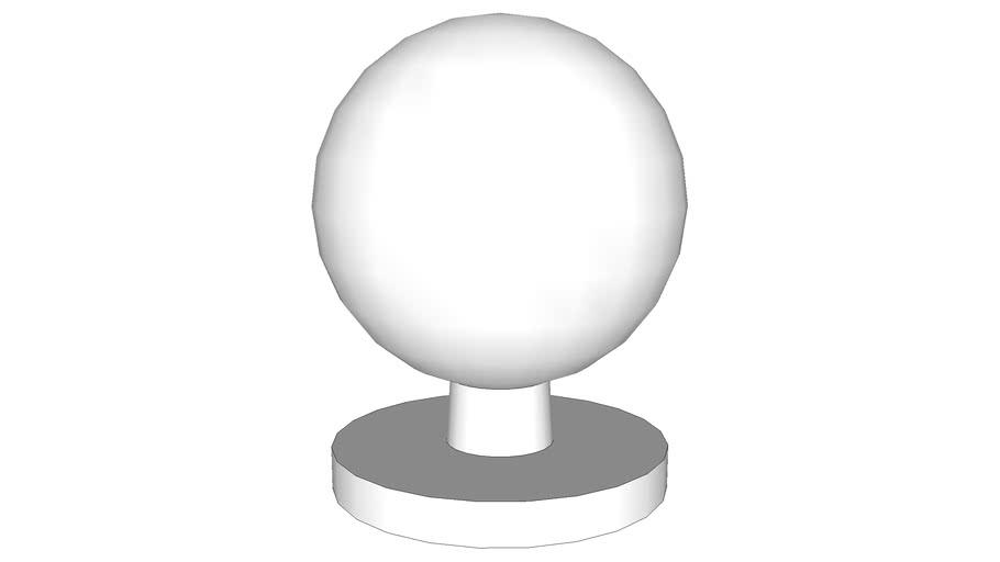 Drawer knob 30 mm (Ribershus 30)