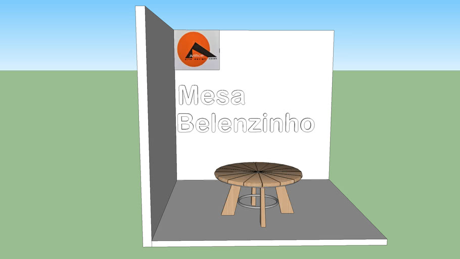 Artífice_Alfio_Lisi_Mesa_Belenzinho