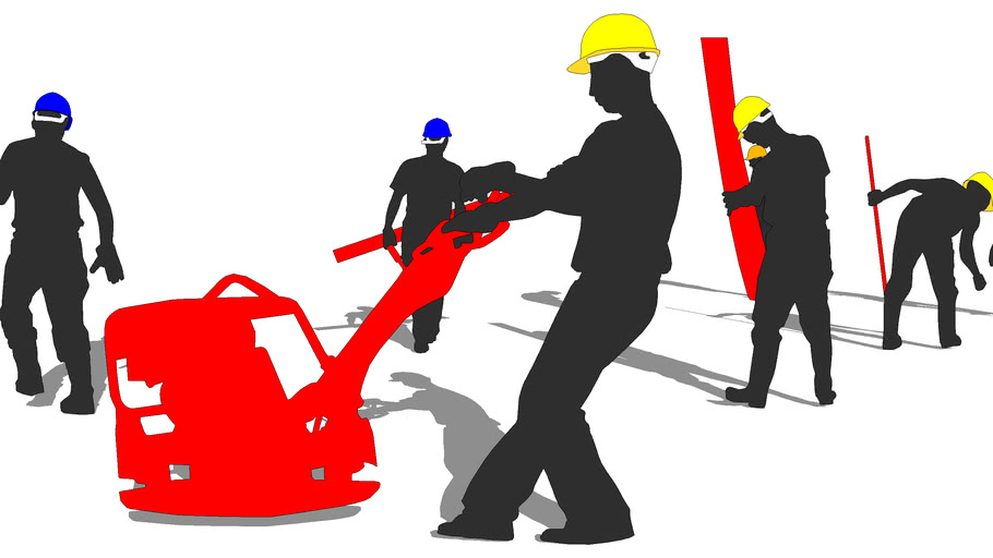 Construction Worker (Building)