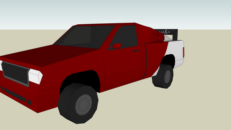 Google dakar truck