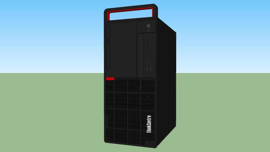 Lenovo ThinkCentre M920 (tower) desktop computer