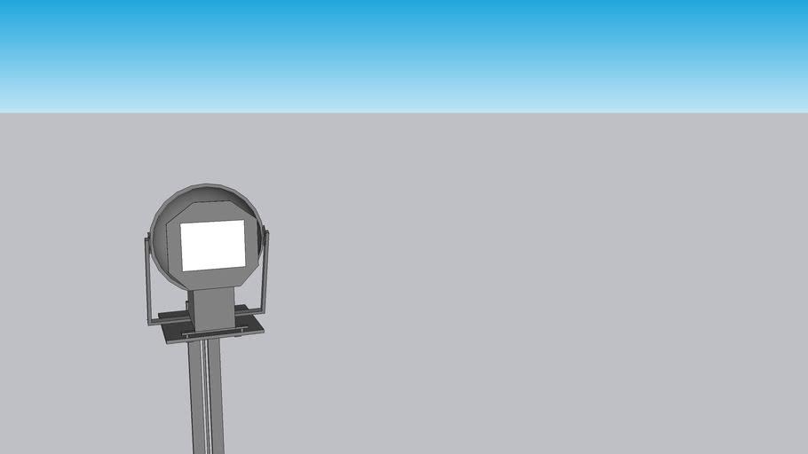Image Engineering LE-6 spherical illuminator