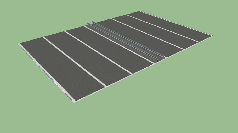 Motorway Section: Plain