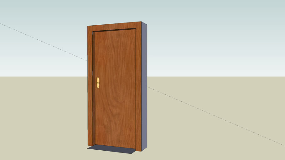 Puerta de Entrada 8x202
