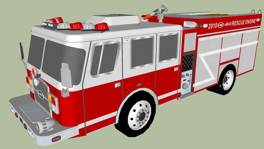 2010 eMAX Rescue Engine