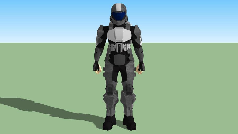 ODST Armor (update!!!)