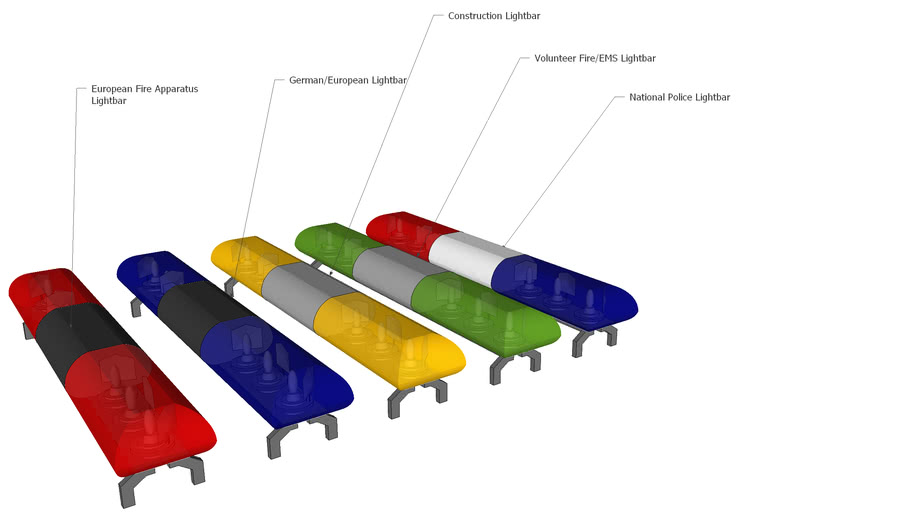 Lightbar Pack