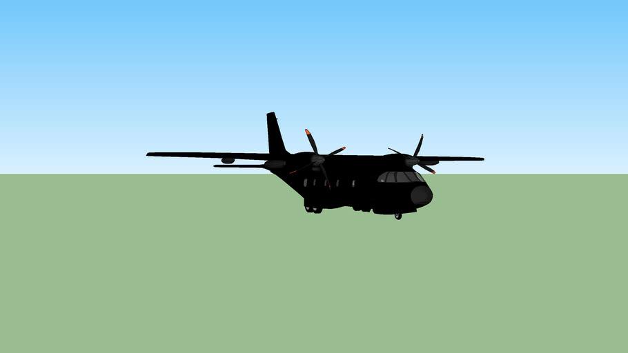 avion comendo 1