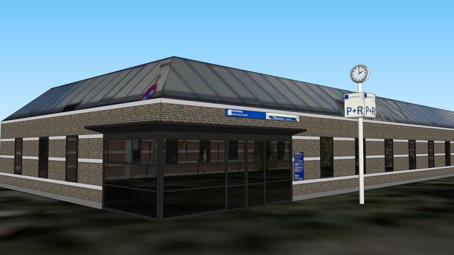 Fietsenstalling station Tiel
