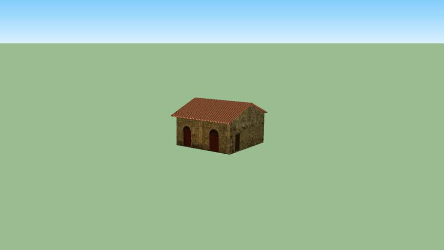 Casa de Pedra em Nova Venécia