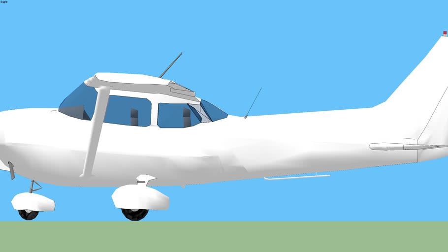 Template - Cessna C152.