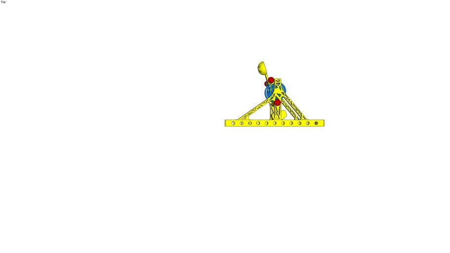 Catapult toy 2