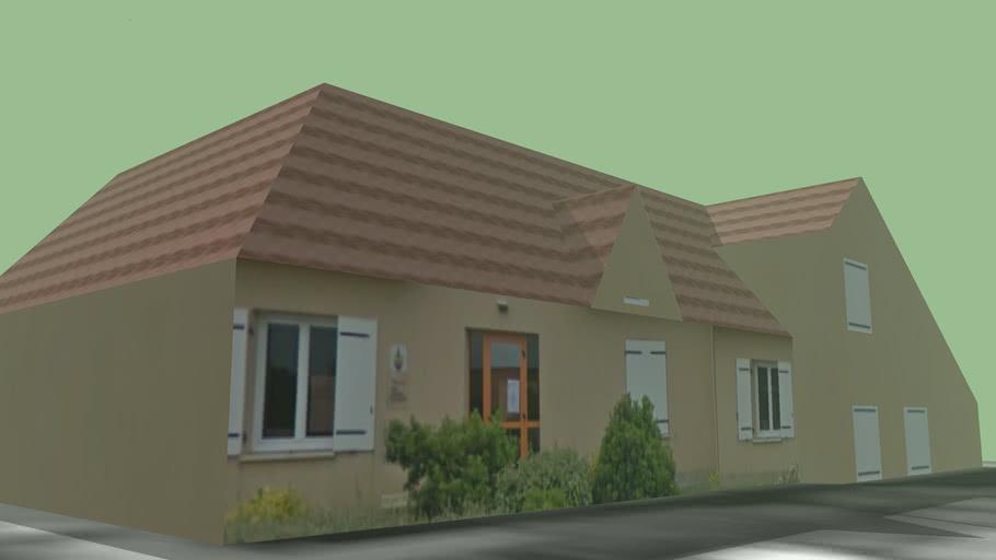 Le Centre Animation Jeunesse d'Ecault (Saint-Etienne-au-Mont)