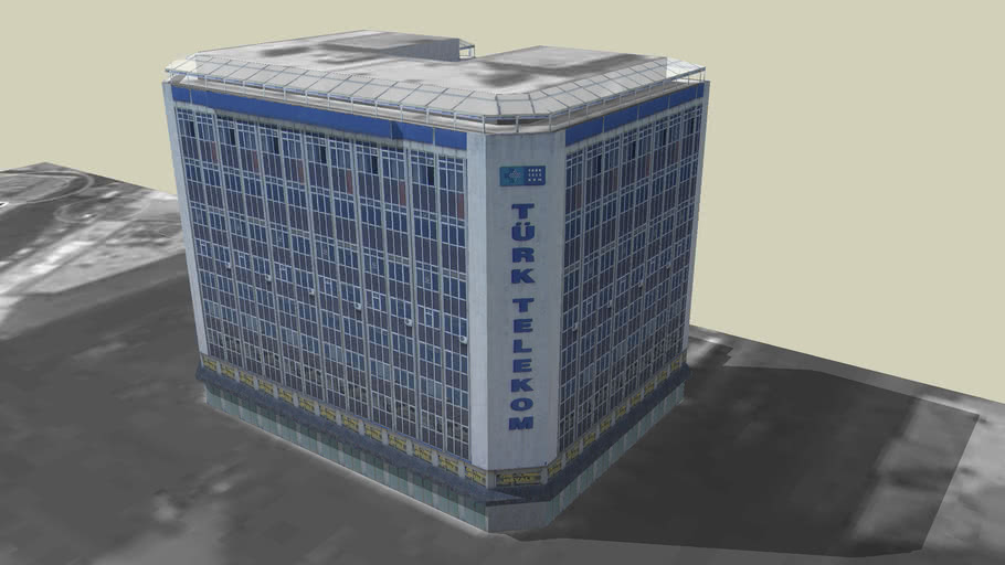 T Telekom Binası İzmir