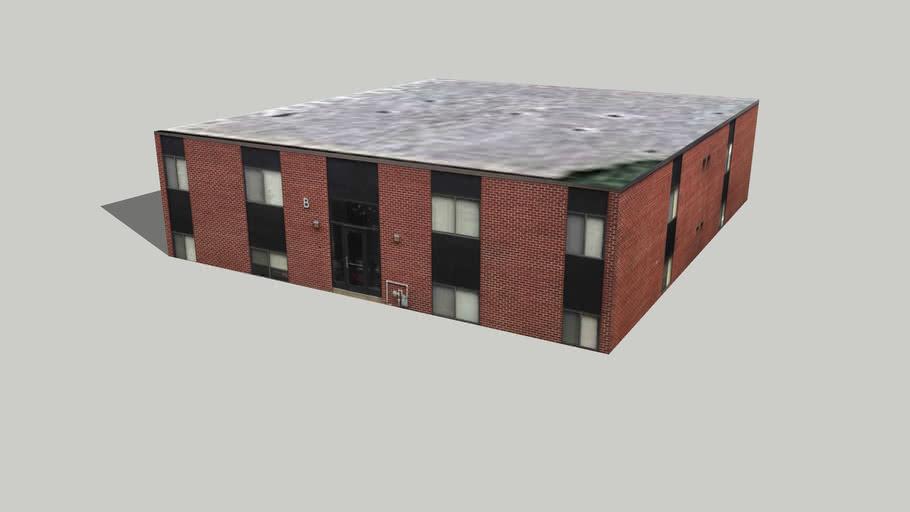 East Campus Apartments B - Dordt College