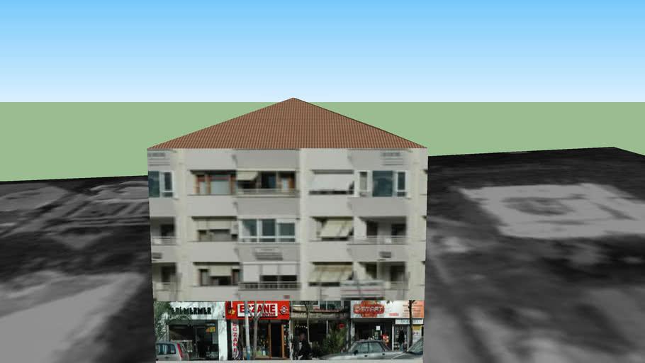 Bağdat Caddesi 2534 ada bina 04