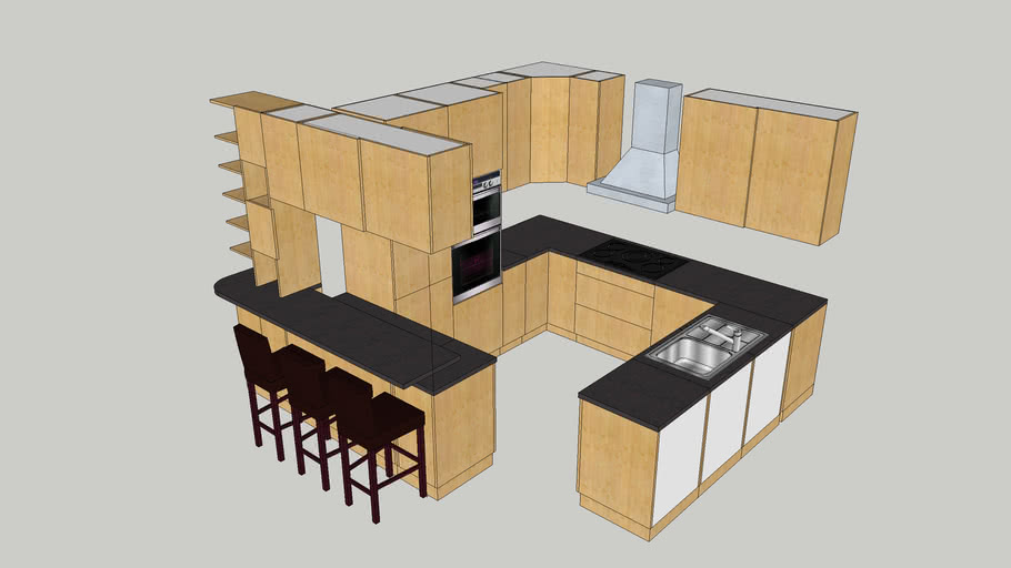 Cuisine Ikea 3d Warehouse