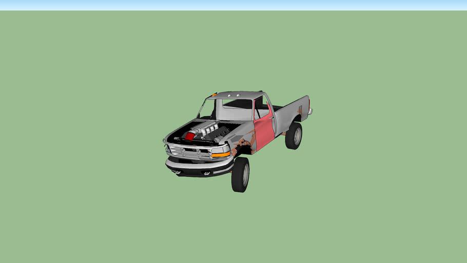 junk truck