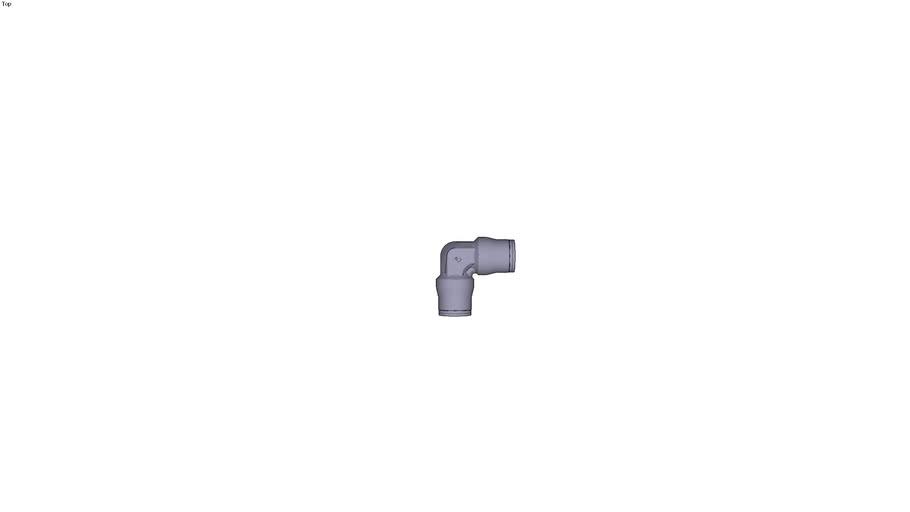 3602 - EQUAL ELBOW DIAM D 1/2 INC