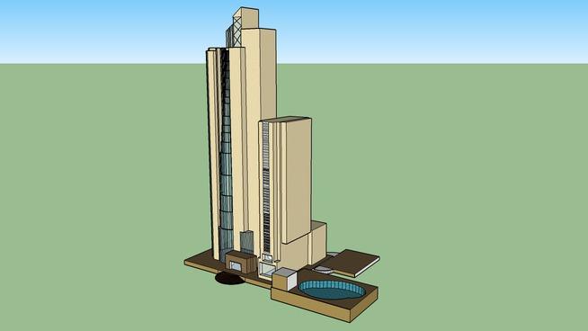 medellin/ propuesta de edificio a counstruirse en las palmas