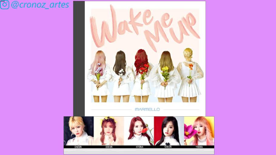 MARMELLO - Wake Me Up [CD Box]