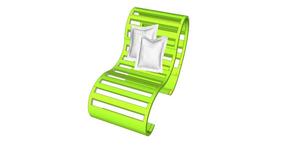 Cadeira centopeia