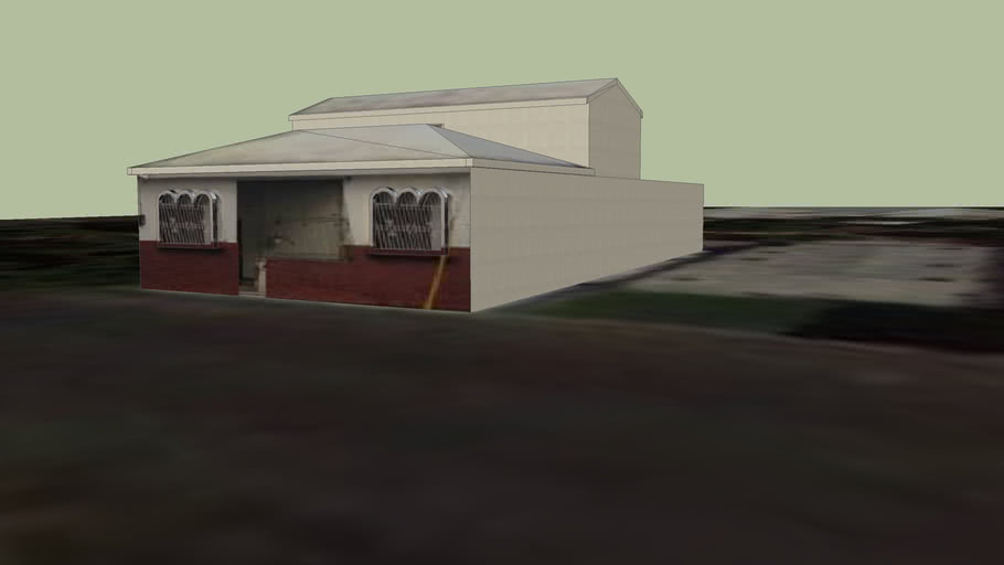 Casa blanca lado ayunt m23