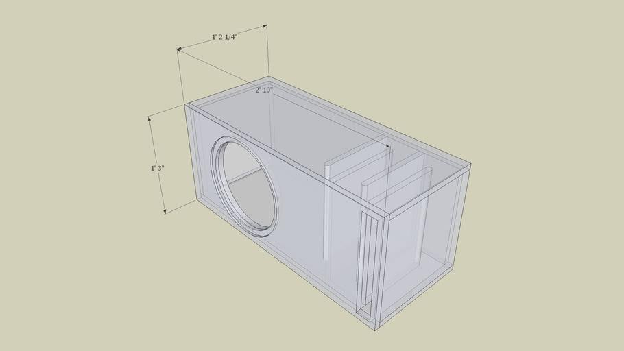 13Av.2 Vented 2 cubes
